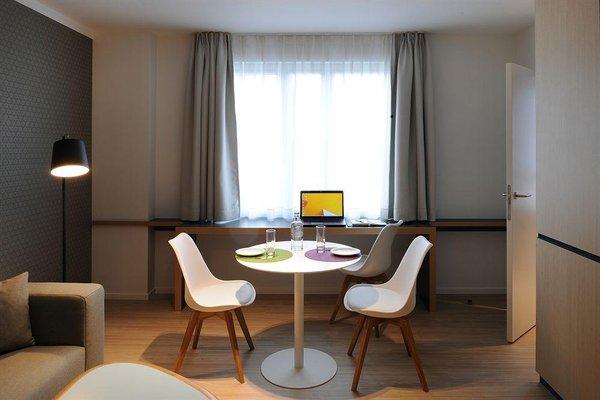 Aparthotel Residence La Source - Quartier Louise - фото 16
