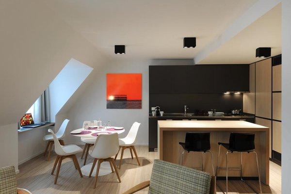 Aparthotel Residence La Source - Quartier Louise - фото 20