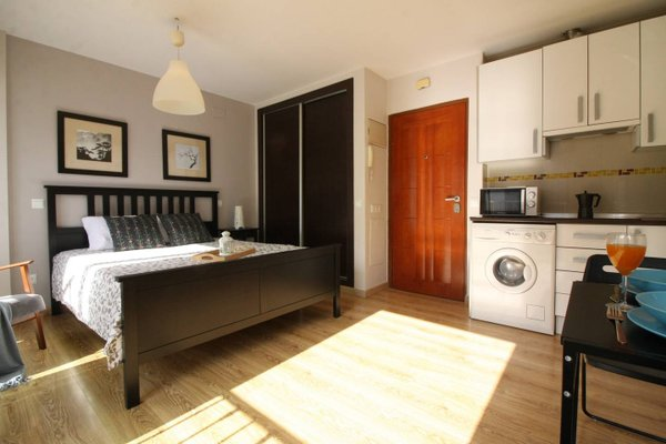 Frailes Apartments - фото 13
