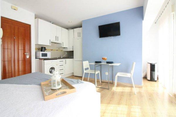 Frailes Apartments - фото 15