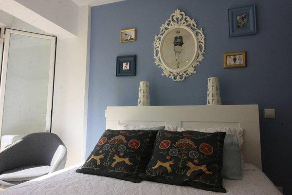 Frailes Apartments - фото 9