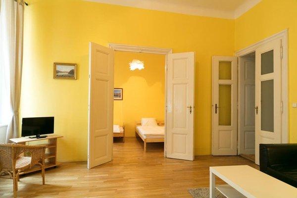 Apartment Serikova Mala Strana - фото 1