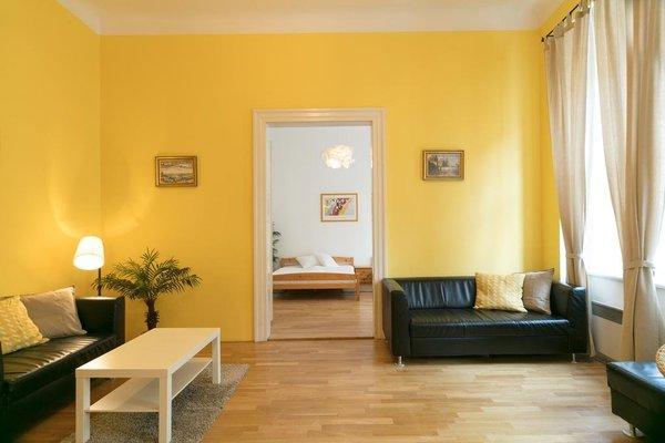 Apartment Serikova Mala Strana - фото 10