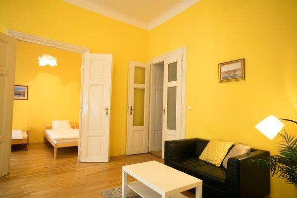 Apartment Serikova Mala Strana - фото 2
