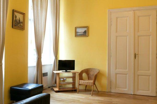 Apartment Serikova Mala Strana - фото 6