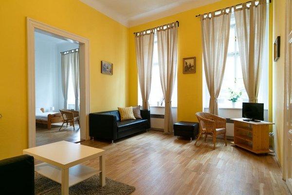 Apartment Serikova Mala Strana - фото 7