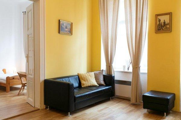 Apartment Serikova Mala Strana - фото 8