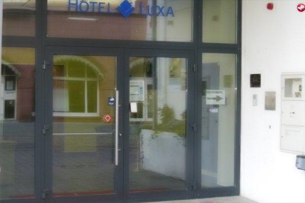 Hotel Luxa - фото 16