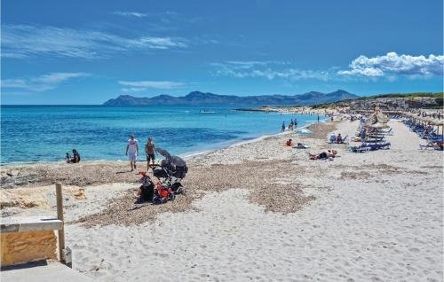 Five-Bedroom Holiday home Can Picafort with Sea View 01 - фото 5