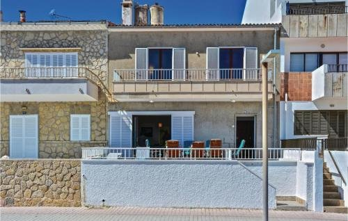 Five-Bedroom Holiday home Can Picafort with Sea View 01 - фото 6