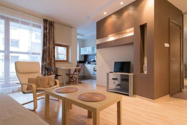 Bizzi LuxChelmska Apartments - фото 50