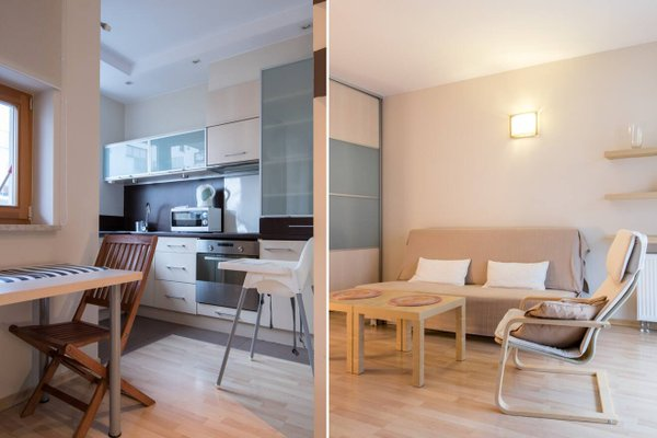 Bizzi LuxChelmska Apartments - фото 12