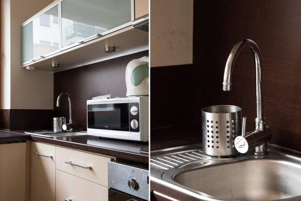 Bizzi LuxChelmska Apartments - фото 13