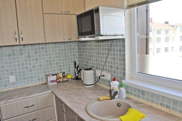 Rabochy Pereulok 24 Apartment - фото 15