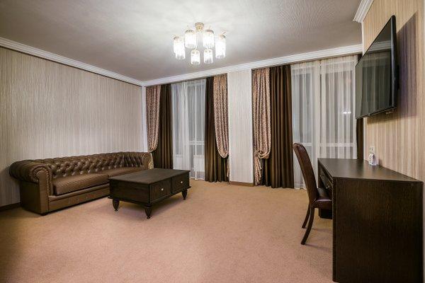Отель Carat - фото 1