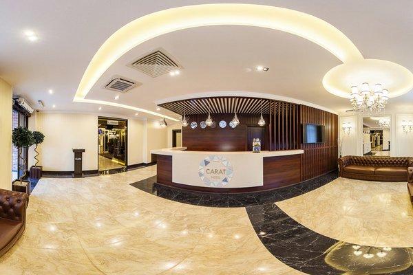 Отель Carat - фото 16
