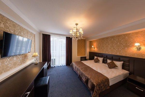 Отель Carat - фото 4