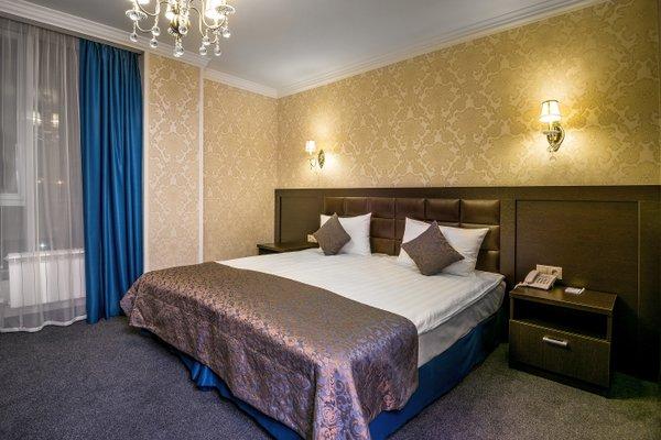 Отель Carat - фото 5
