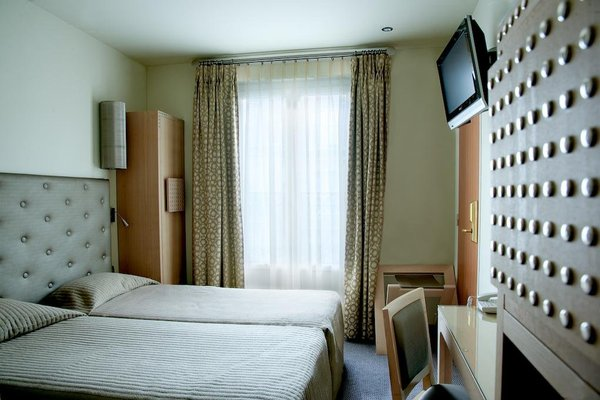 Hotel Le Cardinal - фото 1