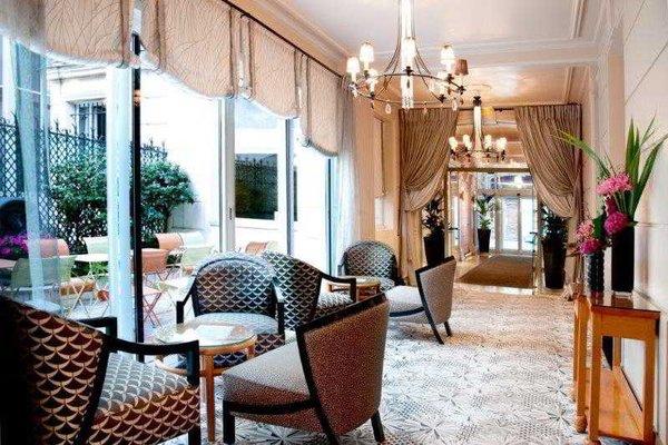 Hotel Le Cardinal - фото 13