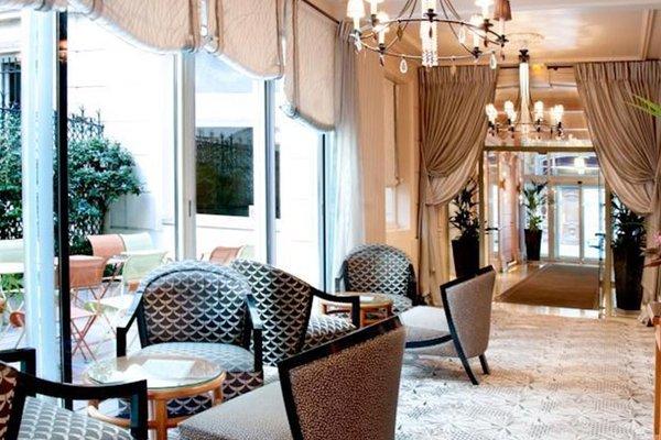 Hotel Le Cardinal - фото 14