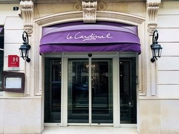 Hotel Le Cardinal - фото 17