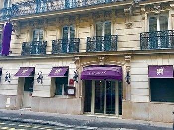 Hotel Le Cardinal - фото 19