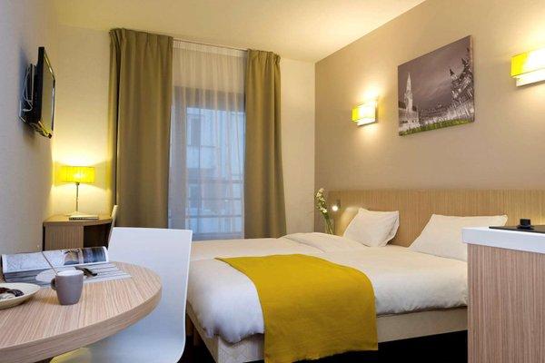 Aparthotel Adagio Access Bruxelles Europe Aparthotel - фото 3