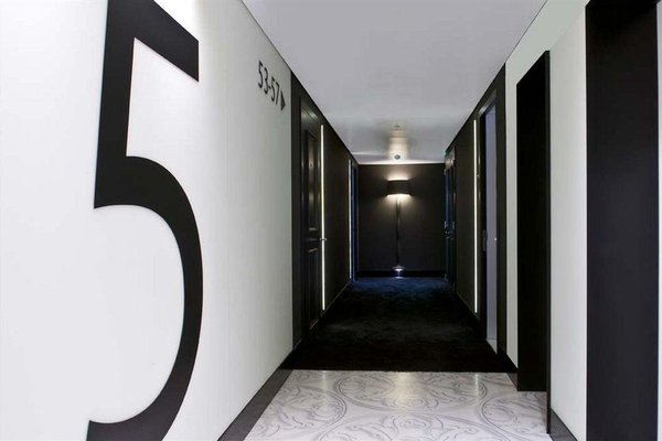 B-aparthotel Regent - фото 12
