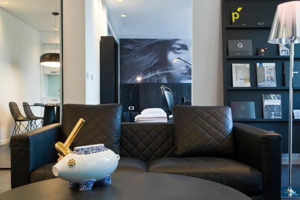 B-aparthotel Regent - фото 6