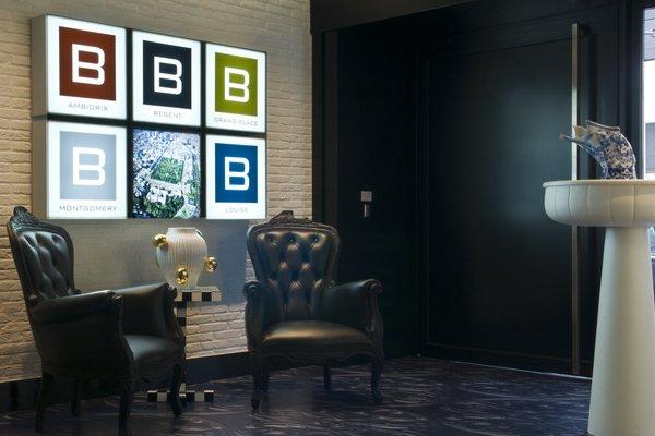 B-aparthotel Regent - фото 7