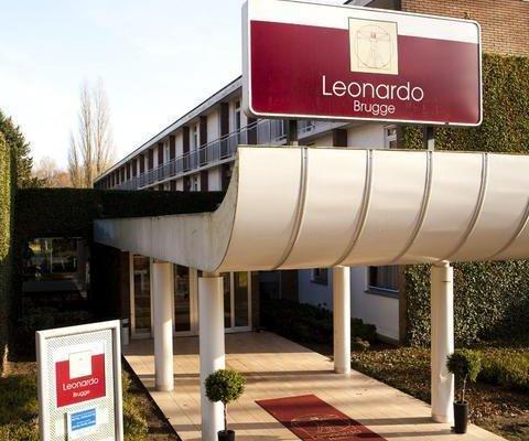 Leonardo Hotel Brugge - фото 21