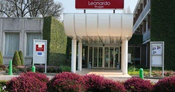 Leonardo Hotel Brugge - фото 23