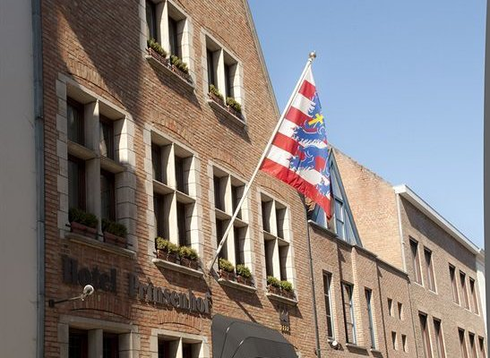 Hotel Prinsenhof - фото 22