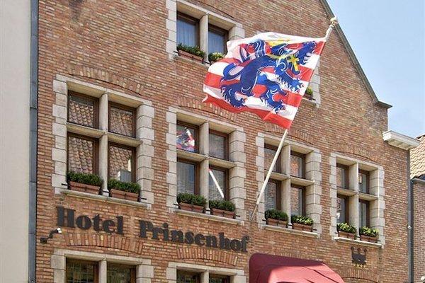 Hotel Prinsenhof - фото 23