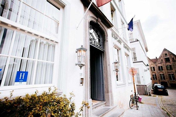 Europ Hotel - фото 23