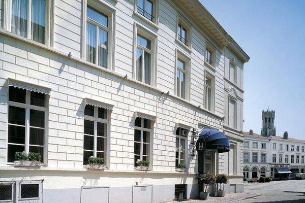 Hans Memling Hotel - фото 20