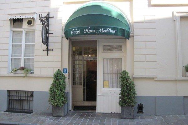 Hans Memling Hotel - фото 21