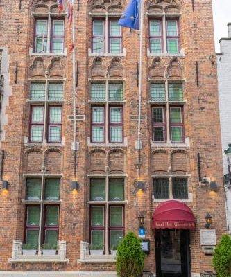 Hotel Het Gheestelic Hof - фото 21