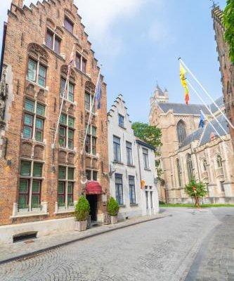 Hotel Het Gheestelic Hof - фото 23