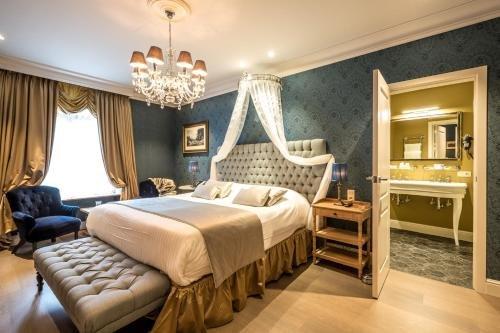Hotel De Castillion - Small elegant hotel - фото 50