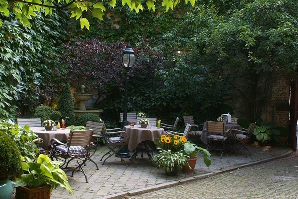 Hotel De Castillion - Small elegant hotel - фото 20