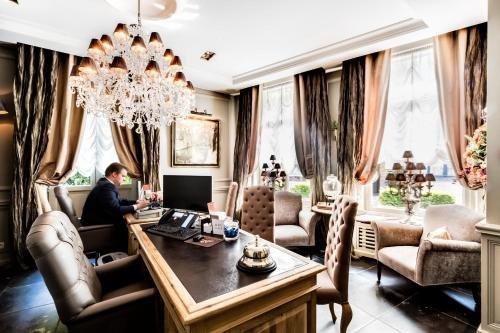 Hotel De Castillion - Small elegant hotel - фото 5
