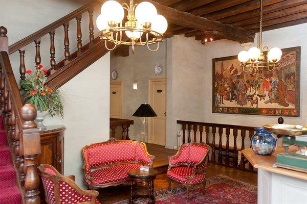 Hotel Ter Brughe - фото 10