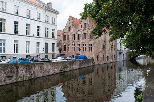 Hotel Ter Brughe - фото 18