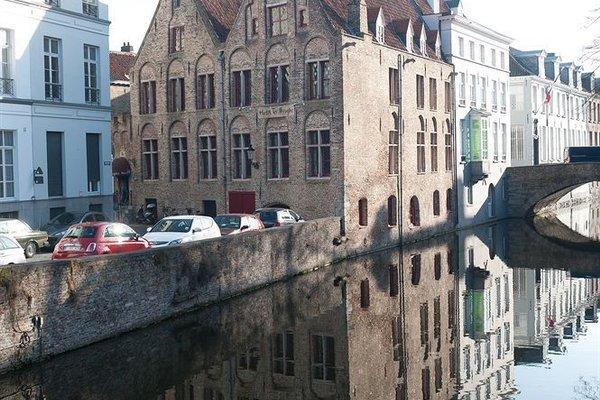 Hotel Ter Brughe - фото 20