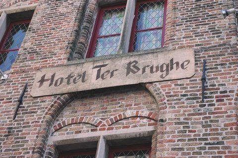 Hotel Ter Brughe - фото 22