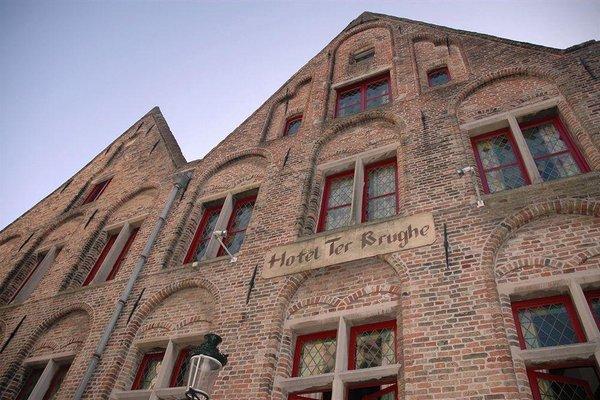Hotel Ter Brughe - фото 23