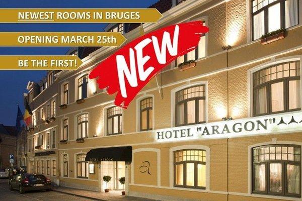Hotel Aragon - фото 19