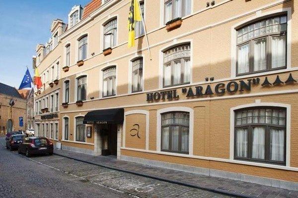 Hotel Aragon - фото 20